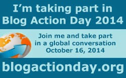 Eighth Annual International Blog Action Day 2014