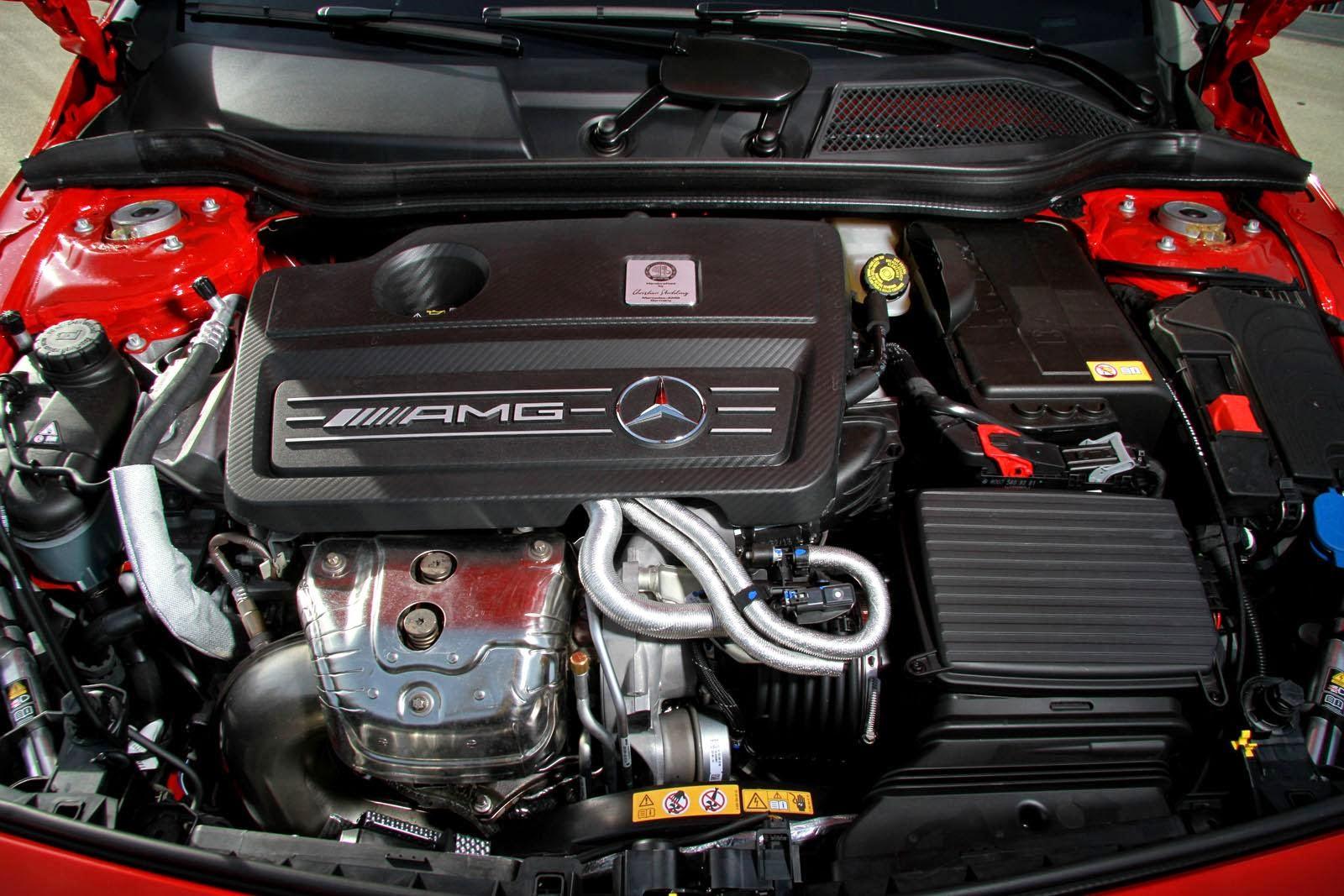 w176 amg engine