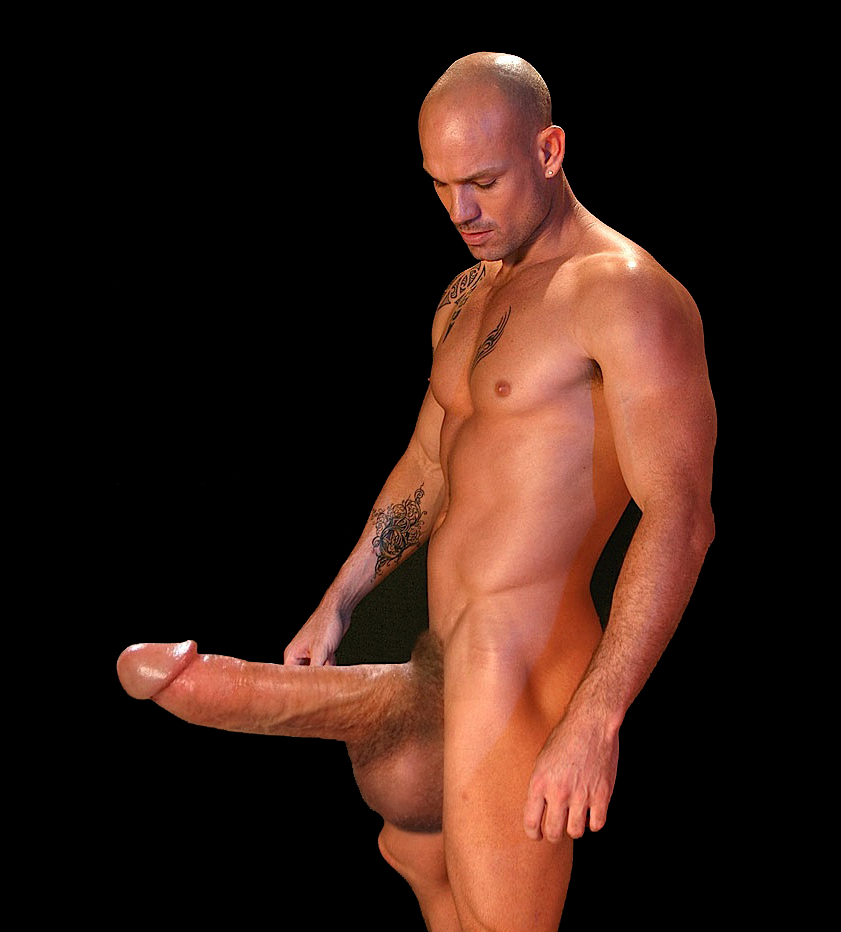 Monster big gallery heat cock