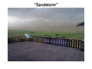 sandstorm mongolia