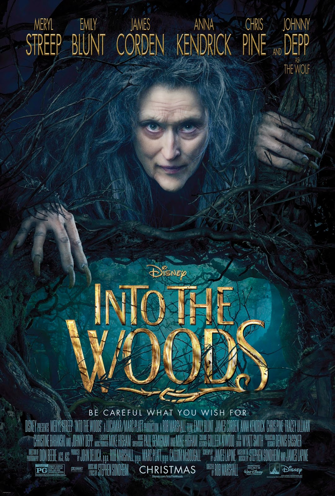 Watch Into the Woods Movie Online