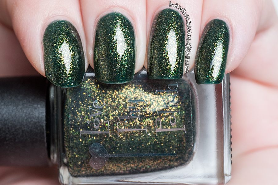 nail polish swatch of Love Thy Polish Rhiannon