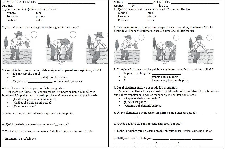 Examen De Lengua 2O Primaria Santillana - Evening in the Palace of ...