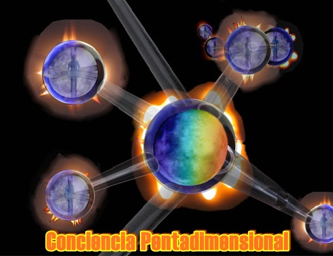 En este momento, es asombrosa la Energía que está ingresando en sus vidas para conformar la Conciencia Pentadimensional.