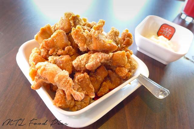 Taiwanese Popcorn Chicken - Chinatown Ottawa