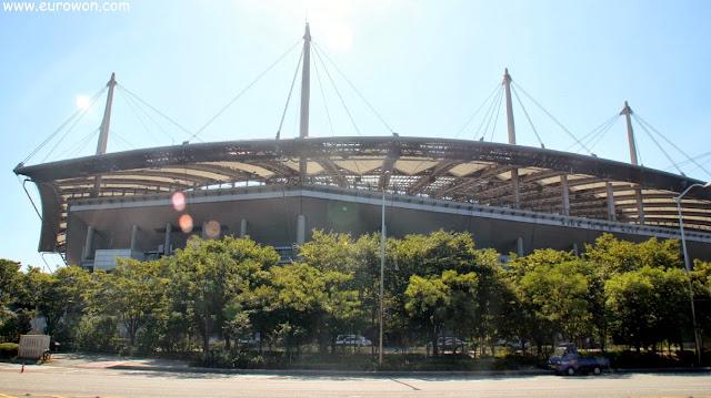 Estadio de la Copa Mundial de Fútbol de Seúl