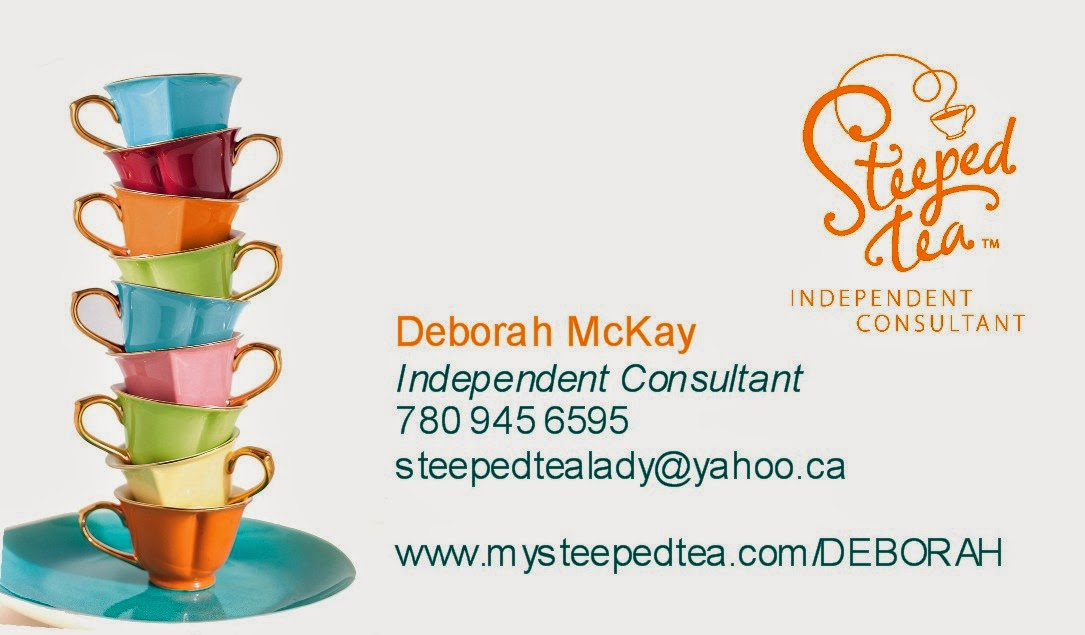 Steeped Tea - Quality, natural loose teas
