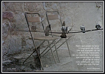 Mans que pouen la terra... (Ferran Planell)