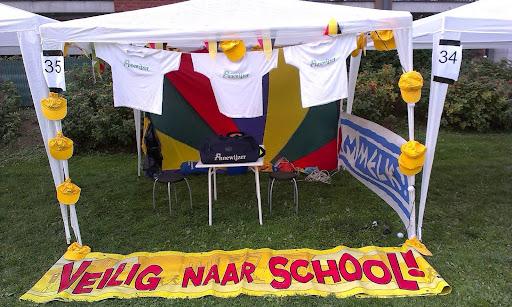 Onze schoolwebsite