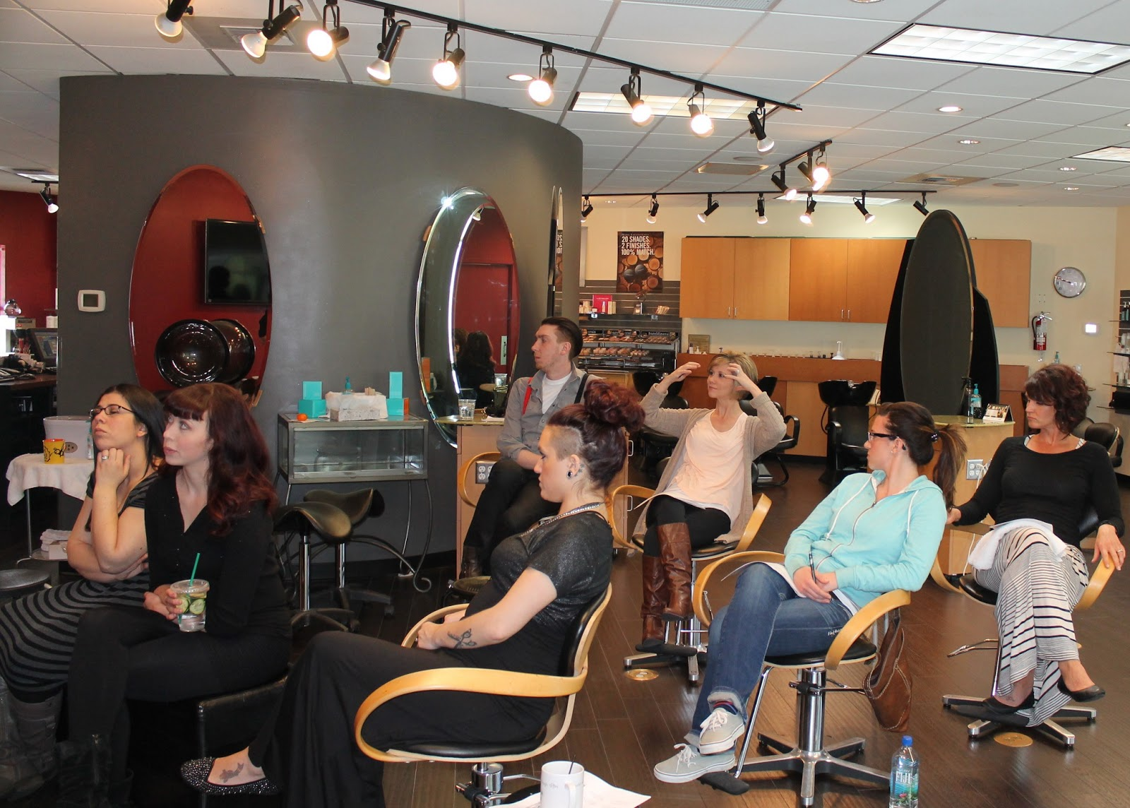 Lorinda S Salon Spa Store Ds Labs Comes To Lorinda S