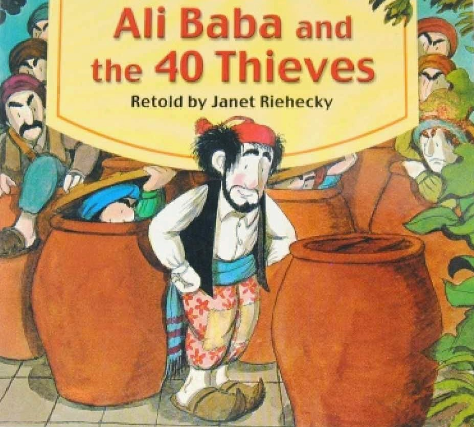 Ali Baba And The Forty Thieves Story