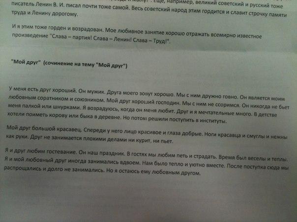 предзимье сочинение по русскому языку