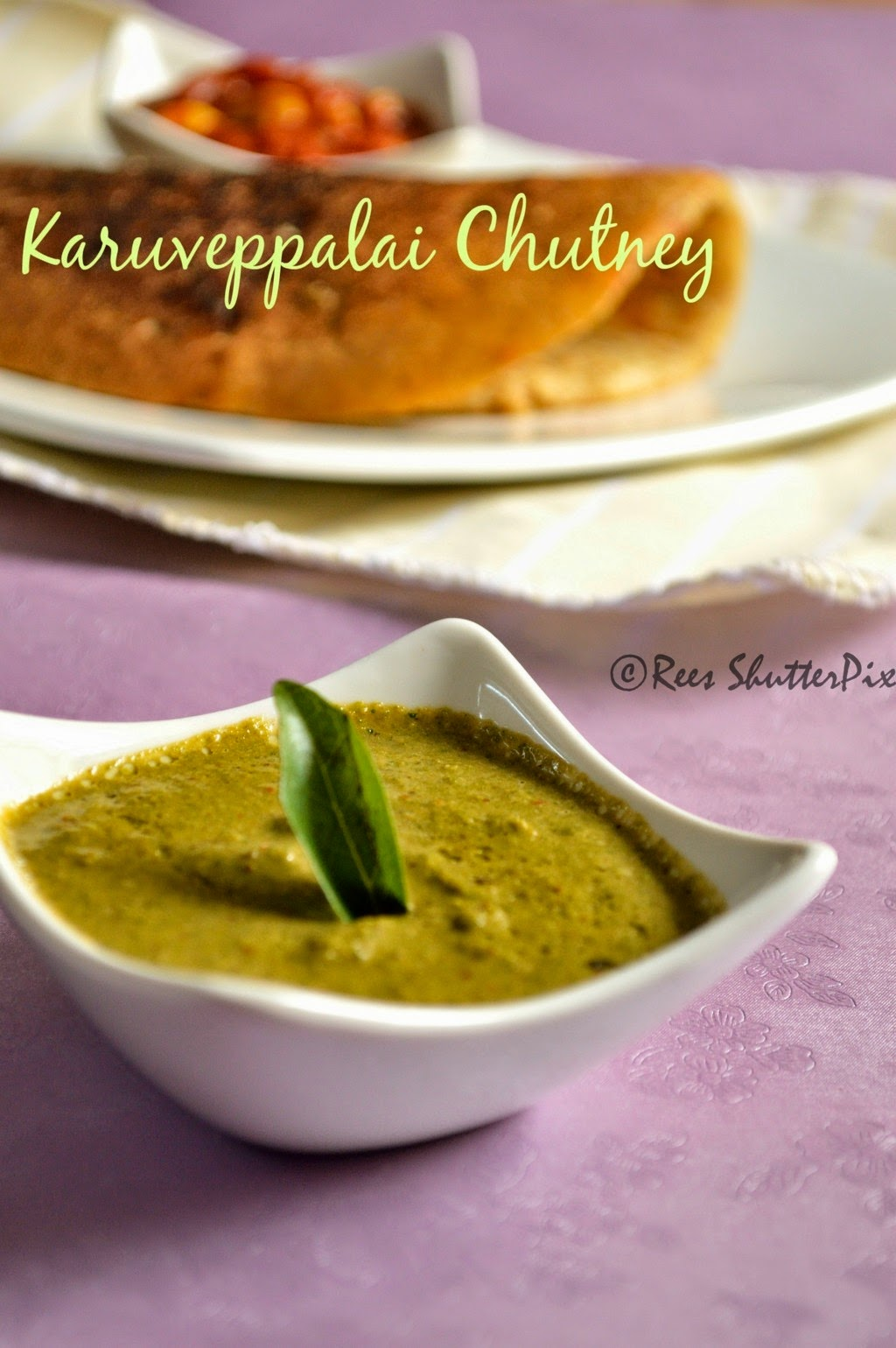 Chutney Varieties, Side dish Recipes,  Curry Leaves Chutney Recipe, Idli Dosa Side Dish Recipes, easy chutney varieties, karuveppalai chutney recipe, curry leaves dips for dosa, homemade chutney recipes, how to make karuveppalai chutney, curry leaves chutney
