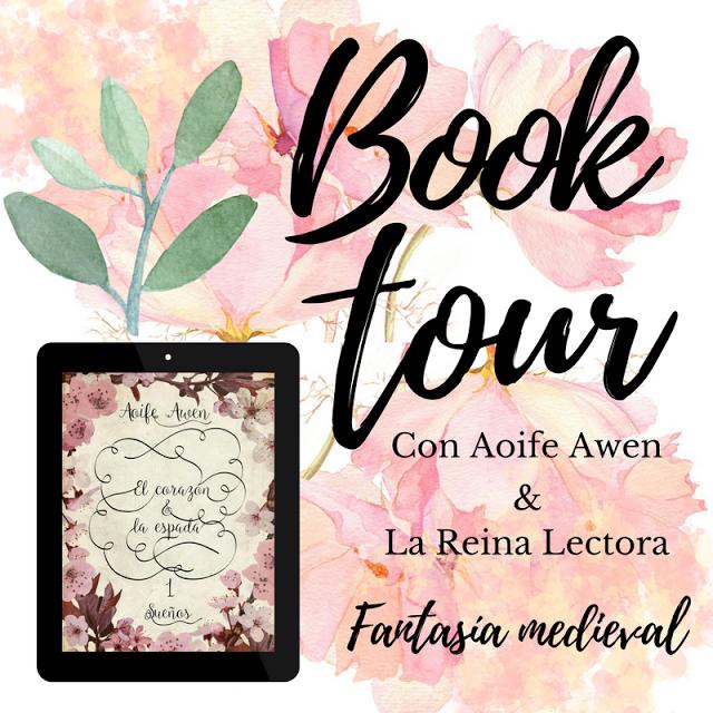 Book Tour El corazón y la espada