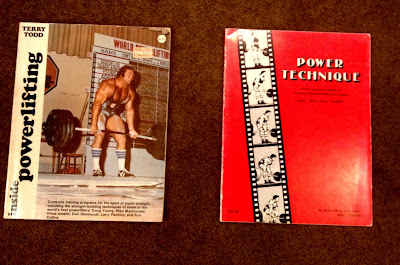early powerlifting books