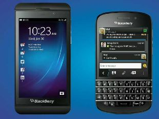 BlackBerry 10 unveiled