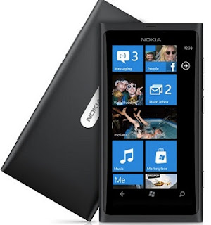 Windows Phone Nokia Lumia 900