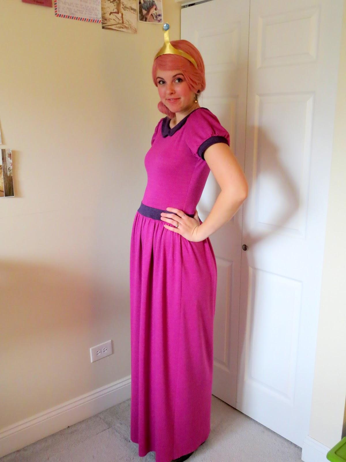 the quirky peach: It\'s Princess Bubblegum!