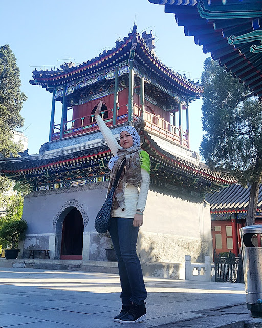 Niujie Old Mosque, Beijing, China (2015)