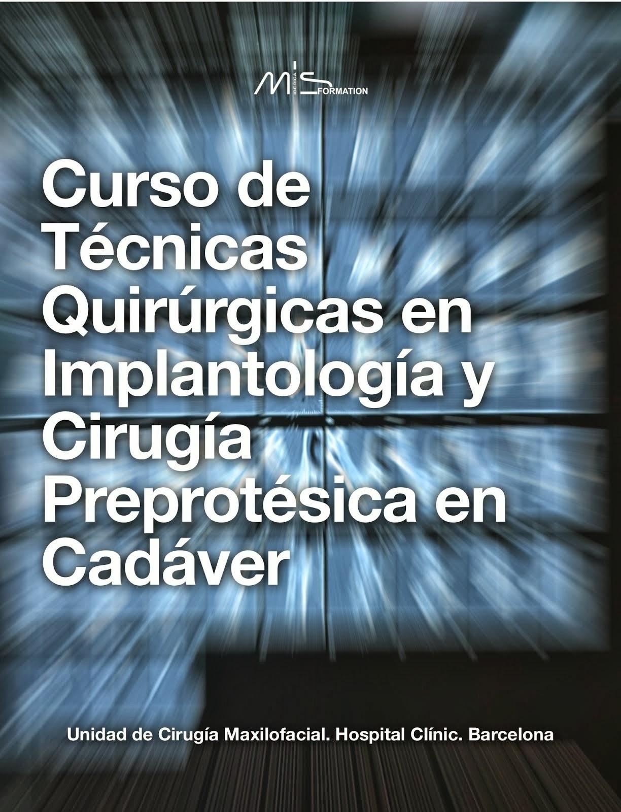 Libro Implantología y Cirugía Preprotésica