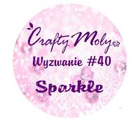 http://craftymoly.blogspot.com/2015/12/wyzwanie-40-sparkle.html