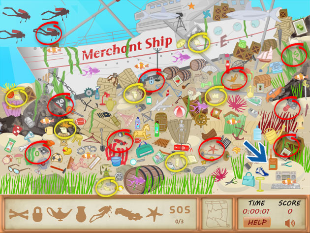 Merchant Ship Hidden 4
