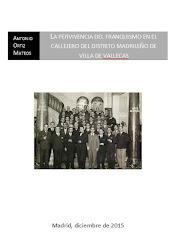 La pervivencia del franquismo en el callejero del distrito madrileño de Villa de Vallecas