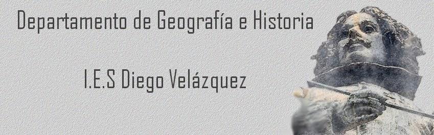 Página web del Departamento de Historia.