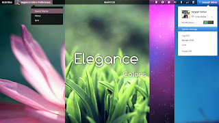 elegance colors gnome shell