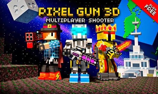 game pixel gun 3d