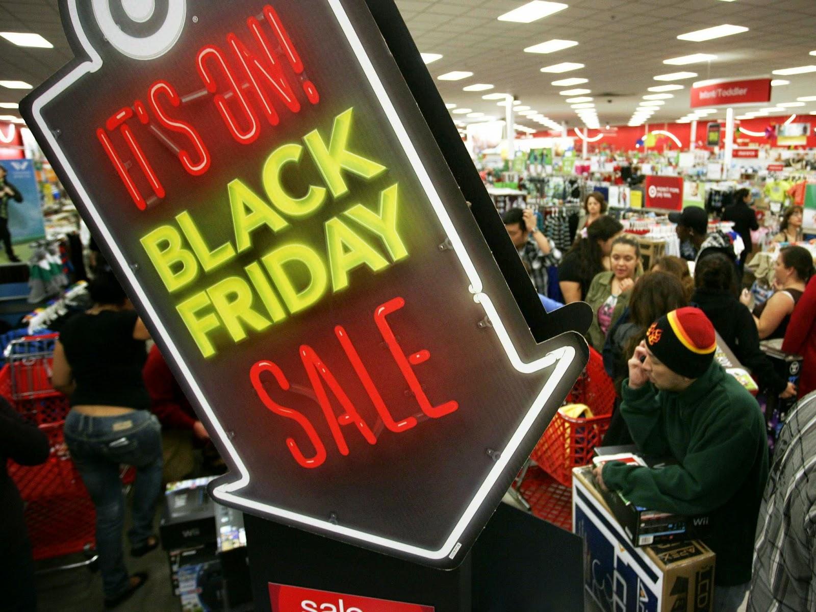 Los grandes descuentos el Black Friday y el Ciberlunes