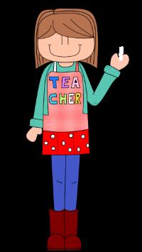 Teacher Mariana