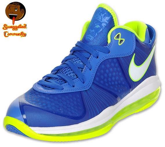lebron 8 sprite. Exclusive} Nike LeBron 8