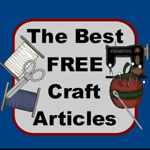 Welcome To The Best FREE Crafts Articles Blog