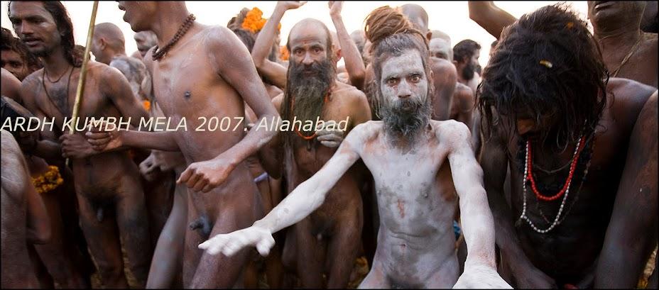ARDH KUMBH MELA 2007. Allahabad