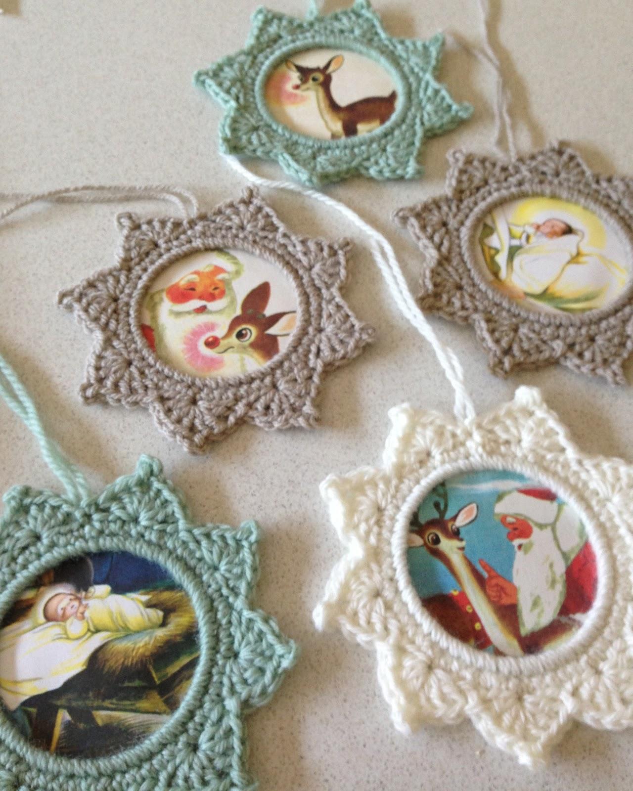 Little Golden Nook: Crochet Star Tutorial
