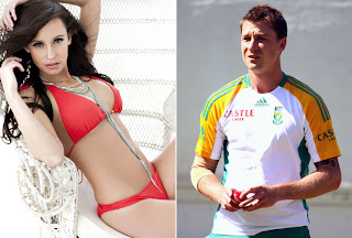 Dale Steyn Girlfriend