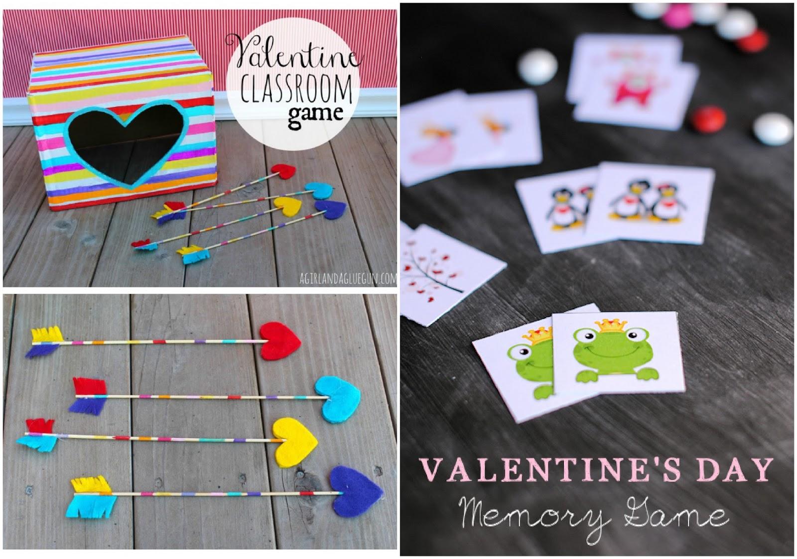juegos niños san valentín play kids valentine's