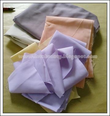 Kedua, buatlah pola baju anak