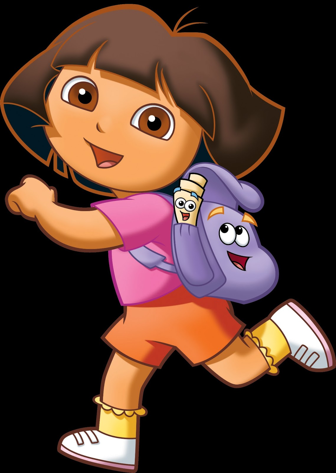 Cartoon Characters: Dora the Explorer images