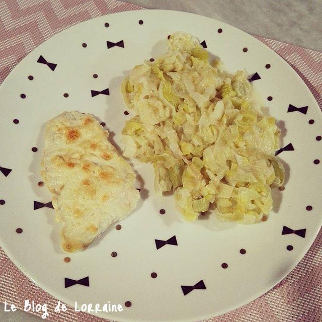 Le blog de lorraine filet de merlu gratin au parmesan sal - Cuisiner poisson congele ...