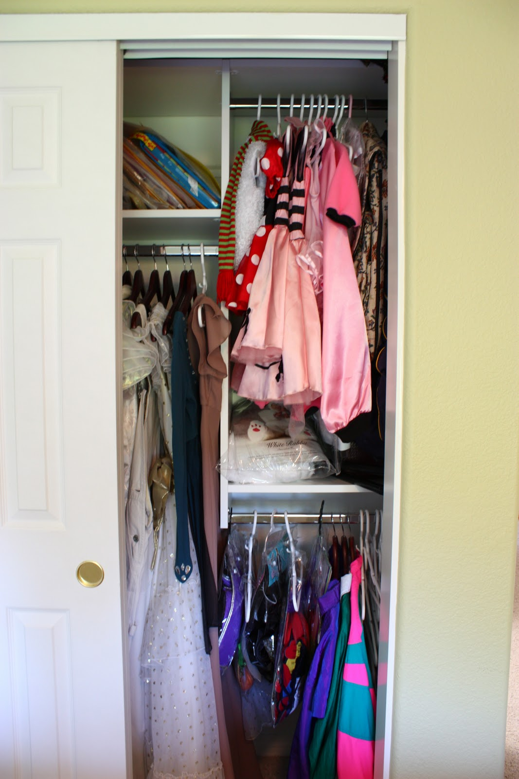 Kidsu0027 Closet Organization