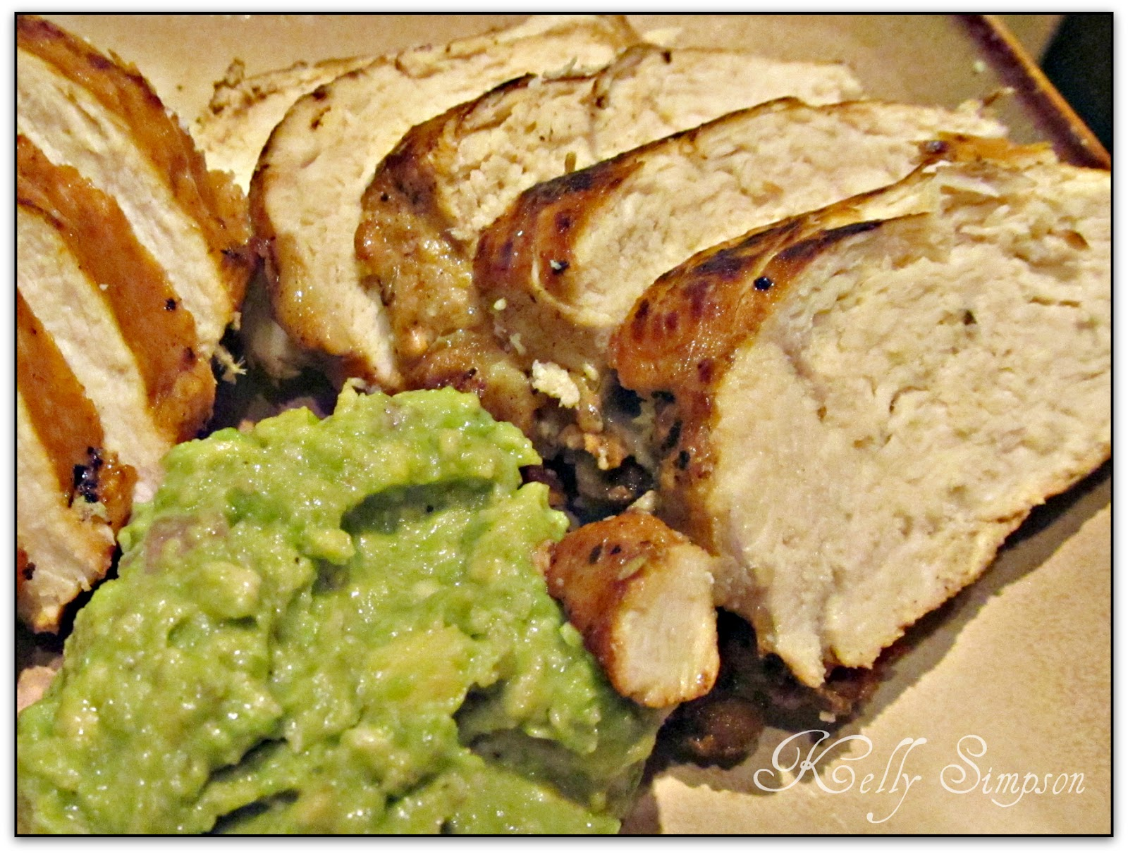 ... chicken recipe yummly cilantro lime quinoa stuffed chicken breasts