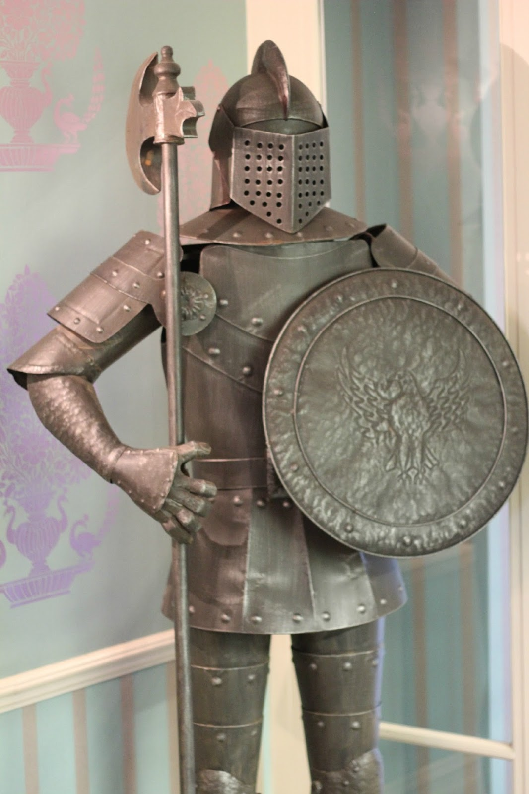 suit of armour, Cottonwood Boutique Hotel Bournemouth
