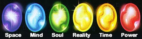 Нам уже показали 4 камня бесконечности