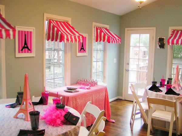 Como organizar un 39 spa party 39 para las chiquitas mas for Organizar salon