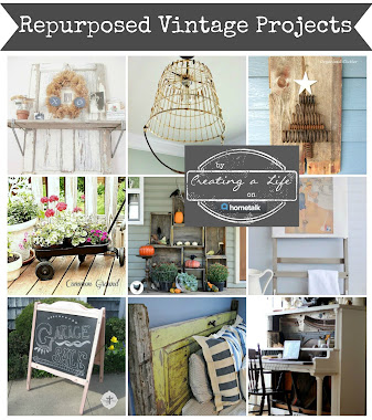My Repurposed Vintage Board on Hometalk