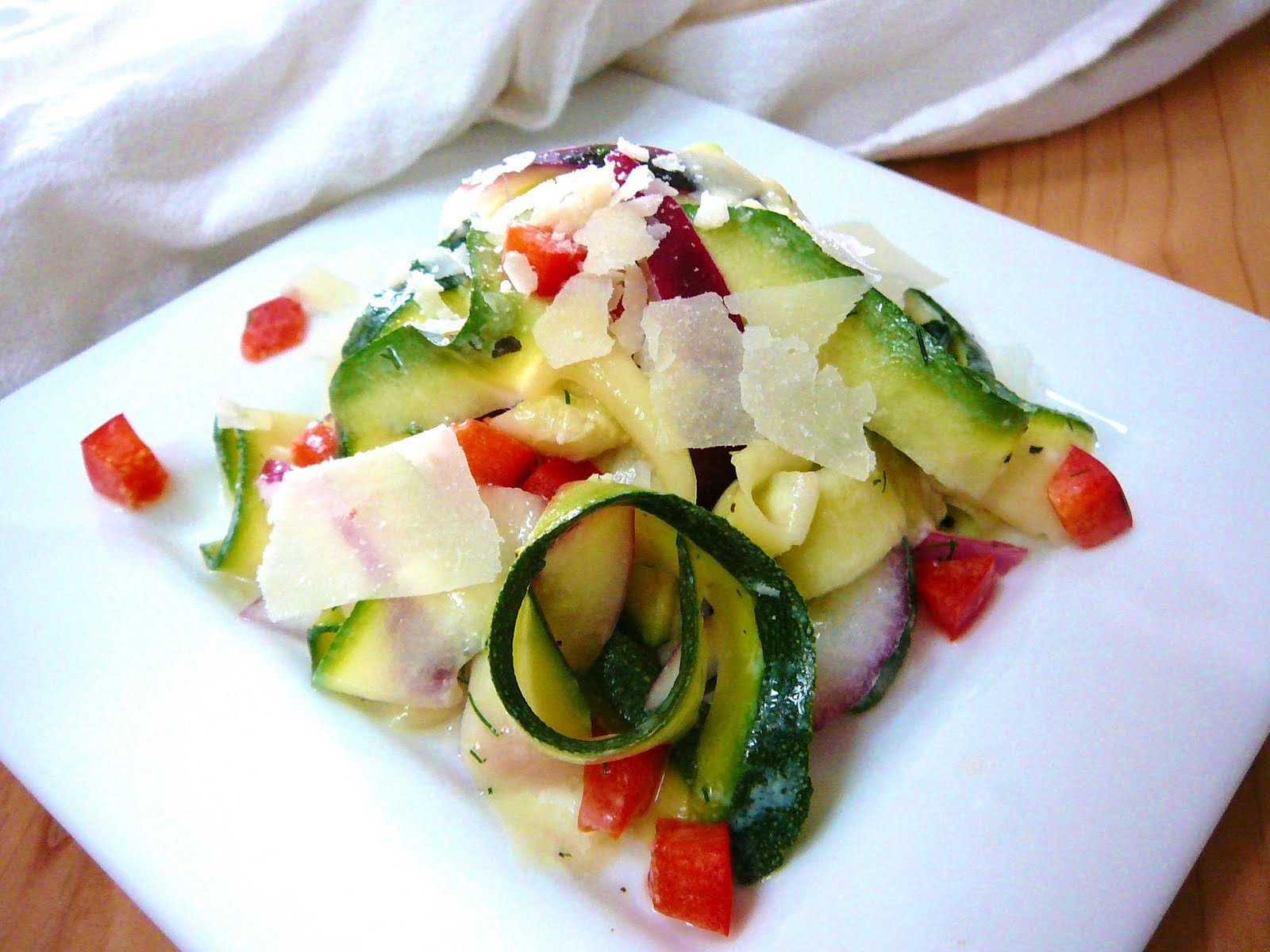 Zucchini And Yogurt Salad Recipe — Dishmaps