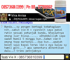 Vie-X bisa membantu program HAMIL