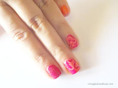 nail art stencil